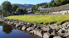 Indian summer Loch Earn