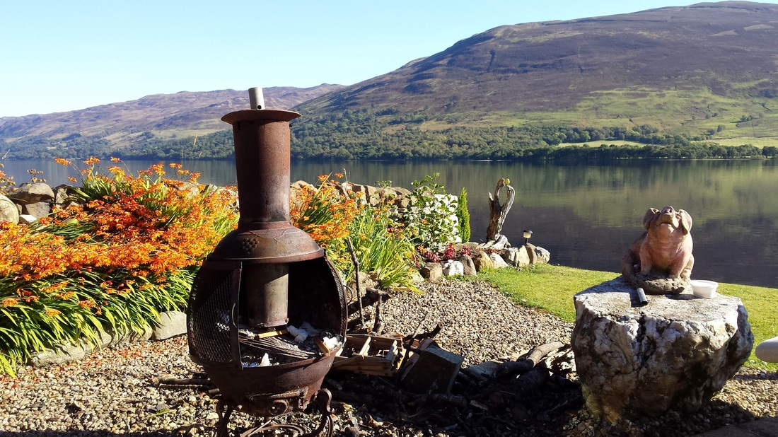 Autumn Loch Earn