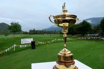 St Fillans Golf Club shows off The Ryder Cup