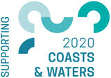 Year of Coasts and Waters 2020 logo