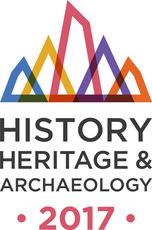 Year of History Heritage and Archaeology 2017 logo