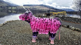 Brunas by Kev Paxton at Briar Cottages #BLiSStrail Lochearnhead