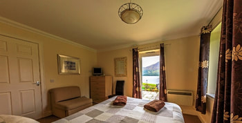 Loch View from Bed I , Briar STEADING